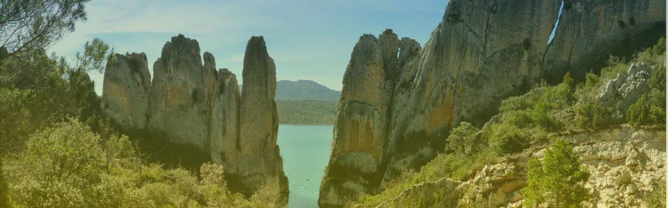 Sierra de Finestres kayak-trek