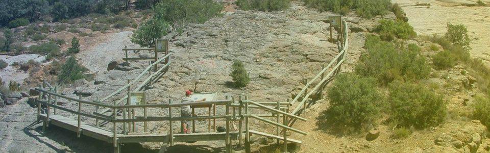 Blasi, Camino de los Dinosaruios